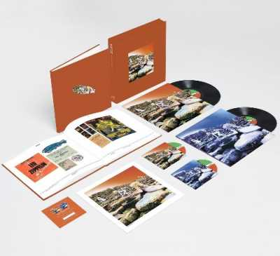 c8f1f361d Led Zeppelin   Houses Of The Holy   1973 [Super Deluxe Edition 2014] lossless
