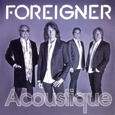 front25 Foreigner   Acoustique: The Classics Unplugged (2011) Lossless
