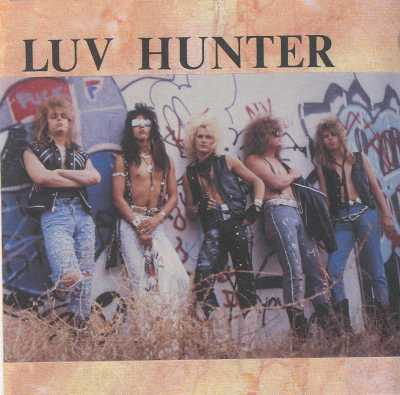 Luv Hunter - Luv Hunter 11