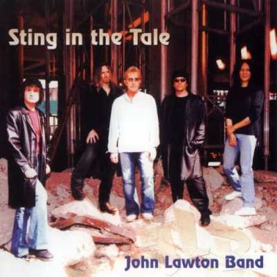 Sting In The Tale John Lawton Band   Sting In The Tale 2003