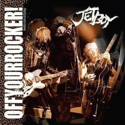 front30 JETBOY   Off Your Rocker! (2010) EP
