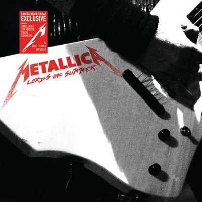 "1291050 Metallica   Lords Of Summer (12"" EP) 2014"
