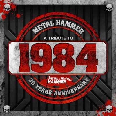1291650 Various Artists   Metal Hammer   A Tribute to 1984 (No. 360) 2014