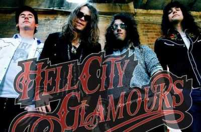 1291960 Hell City Glamours   Discography (2004   2008)