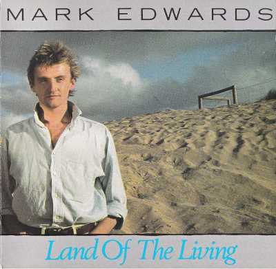 Front Fold Out1 Mark Ewards   Land Of The Living 1986