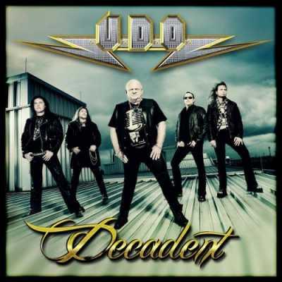 bab96d4fbee3069f7517ccbfa91788ce U.D.O.   Decadent (Single) 2014
