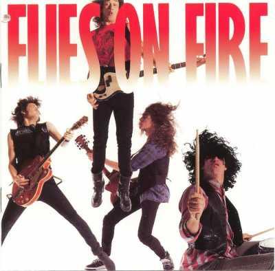 front18 Flies On Fire   Flies On Fire (1989)