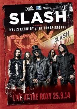 Slash - Live At The Roxy 92514 DVD