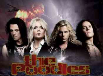 The Poodles • Discography