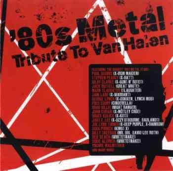 Various Artists - '80s Metal Tribute To Van Halen