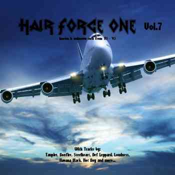 Various Artists - Hair Force One Vol. 7 (2015)