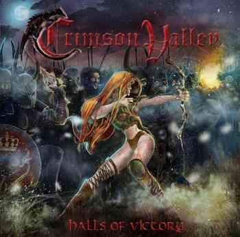 Crimson Valley - Halls Of Victory 2015 EP
