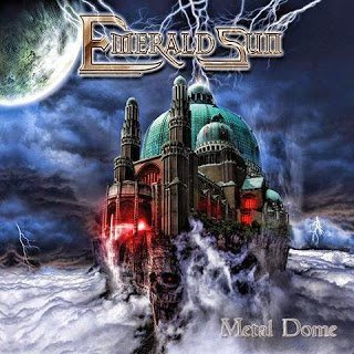 Emerald Sun - Metal Dome 2015