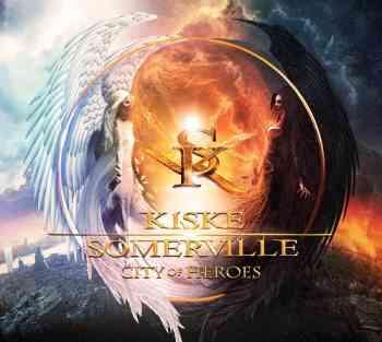 KiskeSomerville - City Of Heroes (Bonus DVD) 2015