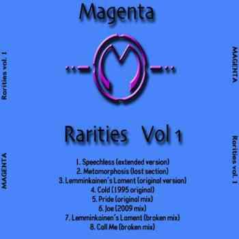 Magenta - Rarities Vol. 1 (2010)
