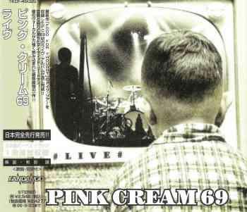 Pink Cream 69 - Live (Japan) - Front