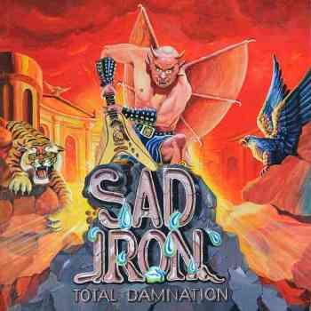 SAD IRON - Total Damnation 2015