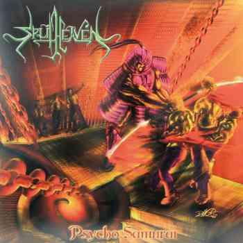 Split Heaven - Psycho Samurai (2008)