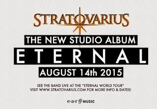 Stratovarius - Eternal 2015