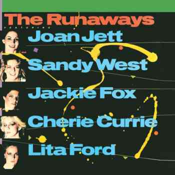 The Runaways - The Best Of The Runaways (1982)