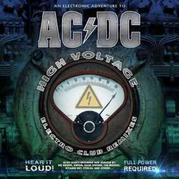 Various Artists - An Electronic Adventure To ACDC