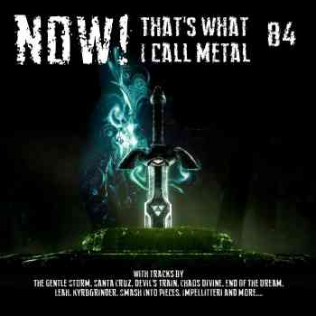 Various Artists - NOW! That's What I Call Metal 84
