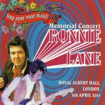 Various Artists - Ronnie Lane Memorial Concert 2CD