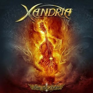 Xandria - Fire & Ashes 2015 EP