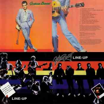 aGraham Bonnet  2 albums [vinyl rip]
