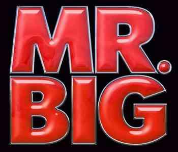 MR.BIG - Official Bootleg