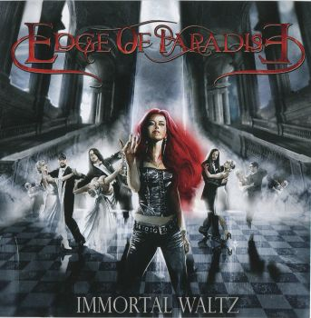 Edge Of Paradise - Immortal Waltz 001
