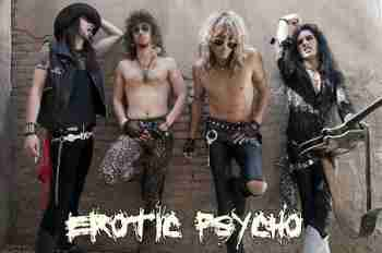 Erotic Psycho – Sex You Up! (2015)