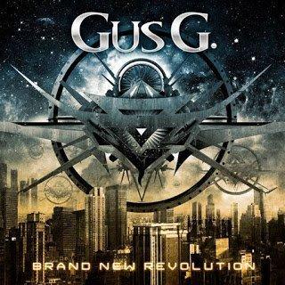 GUS G – Brand New Revolution 2015