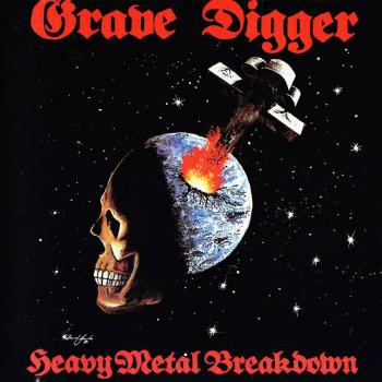 Grave Digger - Heavy Metal Breakdown & Rare Tracks (1984)