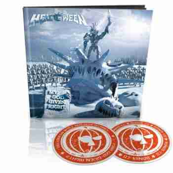 Helloween My God-Given Right 2015 (2 CD Mailorder