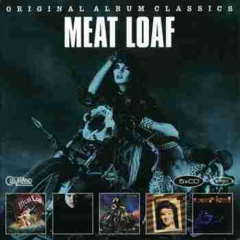 Meat Loaf - Original Album Classics 2015