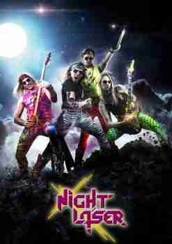 Night Laser – Fight For The Night