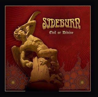 Sideburn - Evil Or Divine 2015