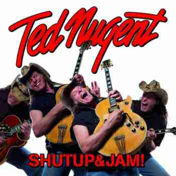 Ted Nugent - Shutup&Jam! (Best Buy Special Edition) 2015