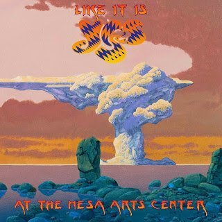 YES - Like It Is-Yes Live At The Mesa Arts Center