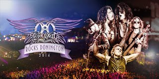 Aerosmith - Rocks Donington 2015