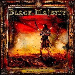 Black Majesty - Vlad The Impaler 2015 SINGLE