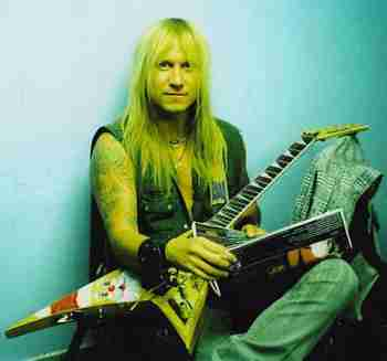 Chris Caffery - Discography