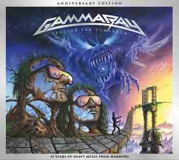 Gamma Ray - Heading For Tomorrow 1990 (2015)