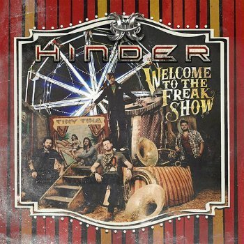Hinder - Welcome To The Freakshow (Best Buy Exclusive Edition) (2012)