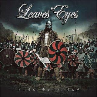 Leaves'Eyes - King Of Kings 2015