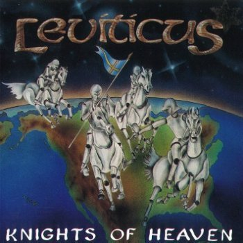 Leviticus - Knights Of Heaven (1989)