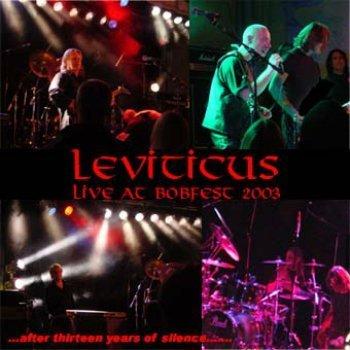 Leviticus - Live At Bobfest (2003)