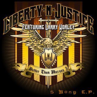 Liberty n 'Justice - Better Than Maroon 5 2015