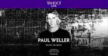 Paul Weller - Danforth Music Hall (Toronto, Ontario, Canada) 2015